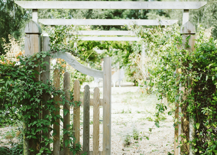 Boundaries are gates, not walls.