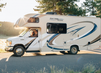 Brave an RV adventure with a toddler for some family fun.