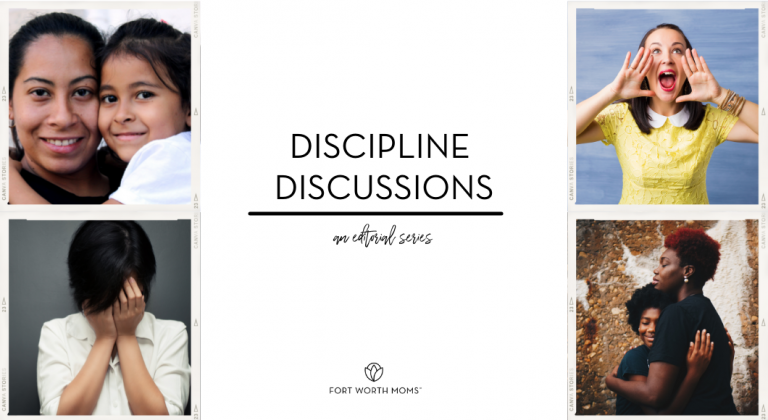 Discipline Discussions :: Momfessions Podcast :: Episode 56