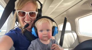 Trust your pilot when they fly the plane