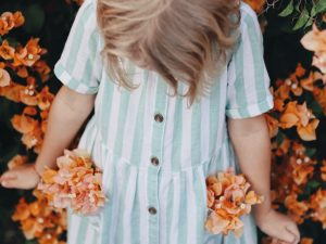 Dresses can also have pockets, making them cute and functional.