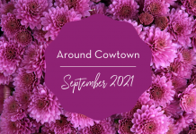 River Legacy Around Cowtown family friendly events in September