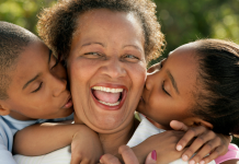 Grandmothers can teach mothers a lot about parenting