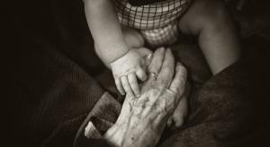 Grandparents are a joy.