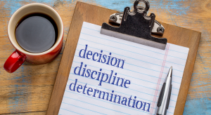Discipline clipboard