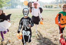 Best trick-or-treat spots in Tarrant county.